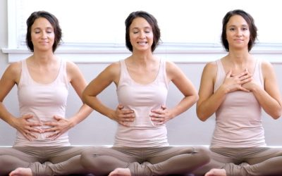 Yogic Breathing for Healthy Lungs